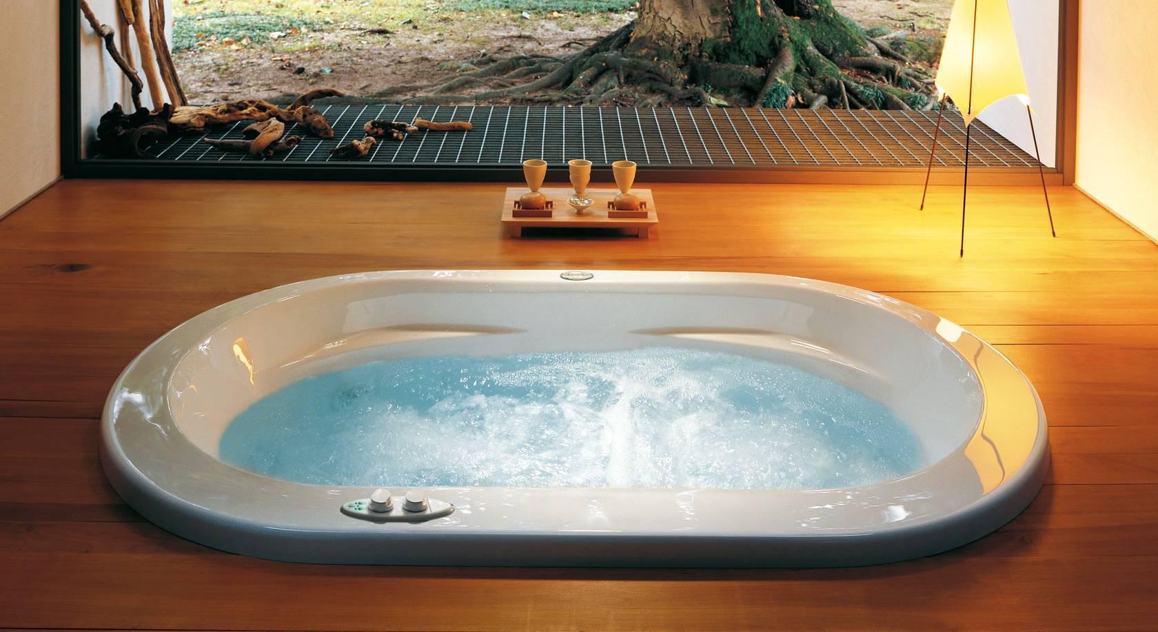 Джакузи (112 фото): гидромассажная ванна - ремонт и установка своими руками, модели с гидромассажем и подсветкой