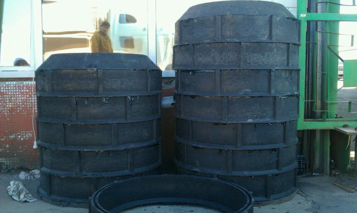 Септик из бетонных колец своими руками: схема — инжи.ру