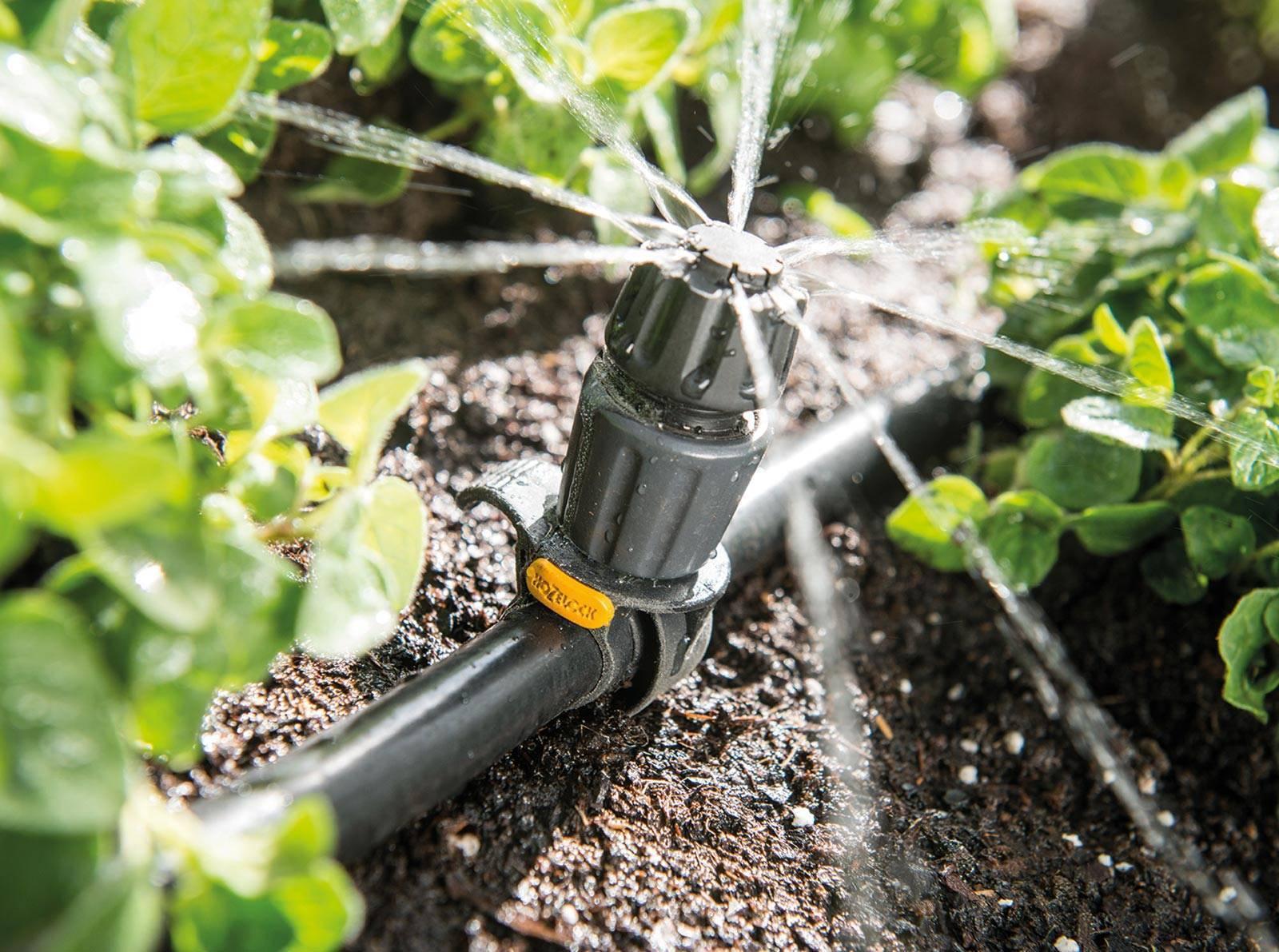 Самодельная система полива для теплицы: полезная инструкция