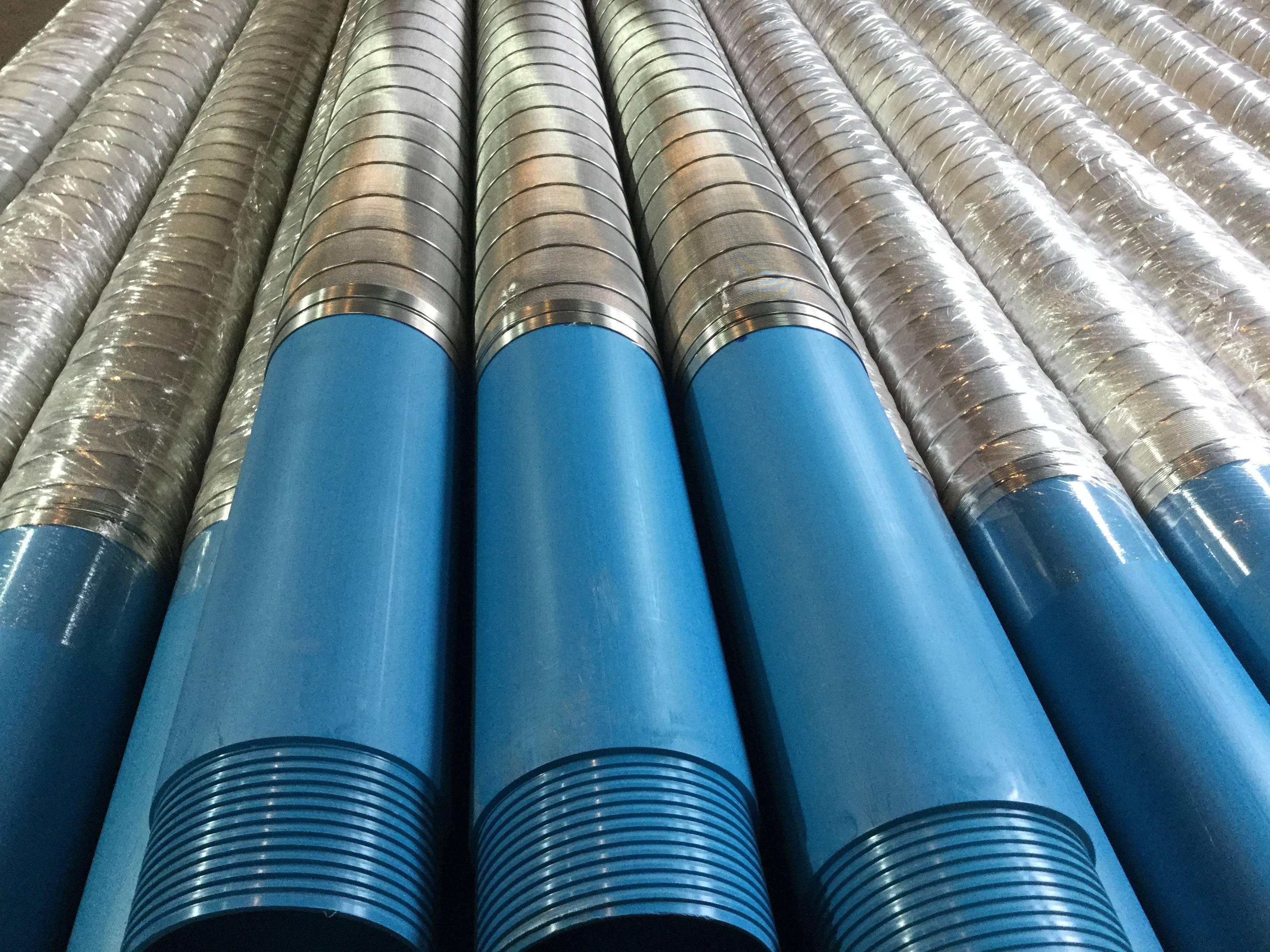 Виды фильтров для очистки воды скважин и их конструкция