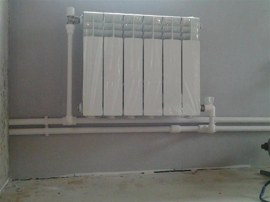 Разводка отопления полипропиленовыми трубами. монтаж отопления из полипропиленовых труб своими руками в частном доме