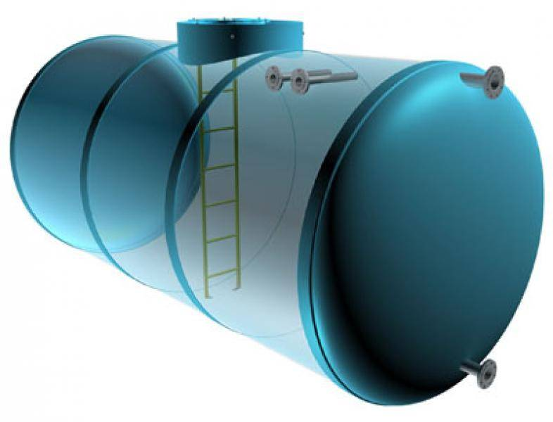 Емкости и резервуары вертикальные