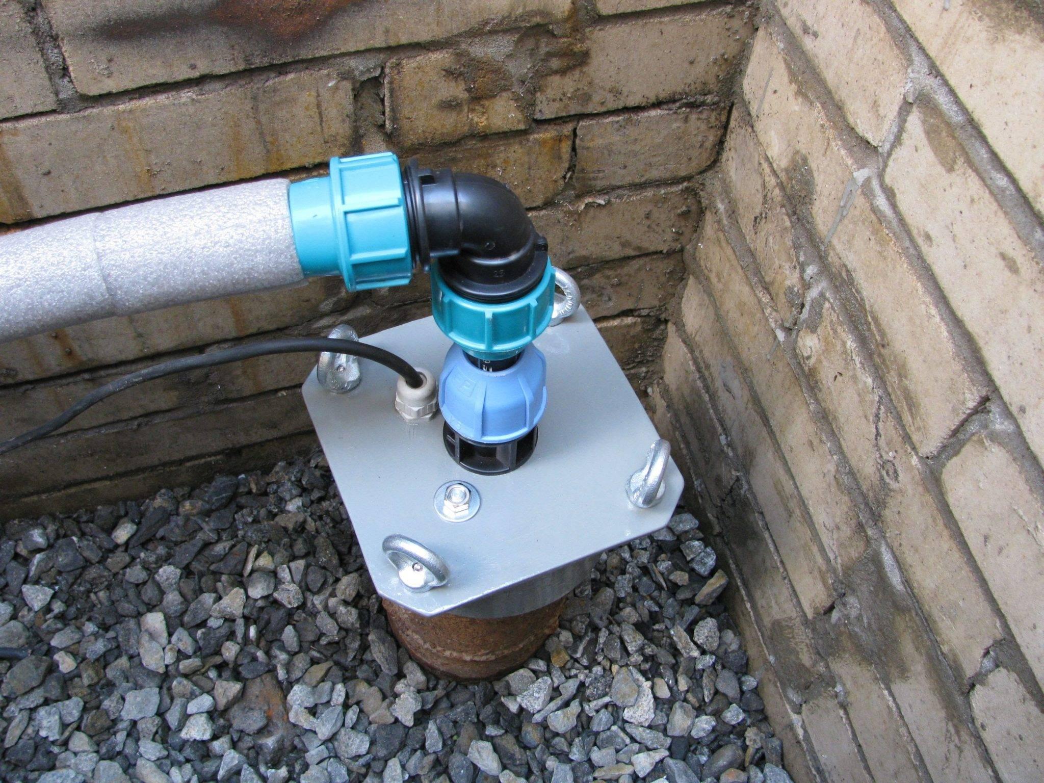 Схема водоснабжения частного дома с гидроаккумулятором, фото | гидро гуру