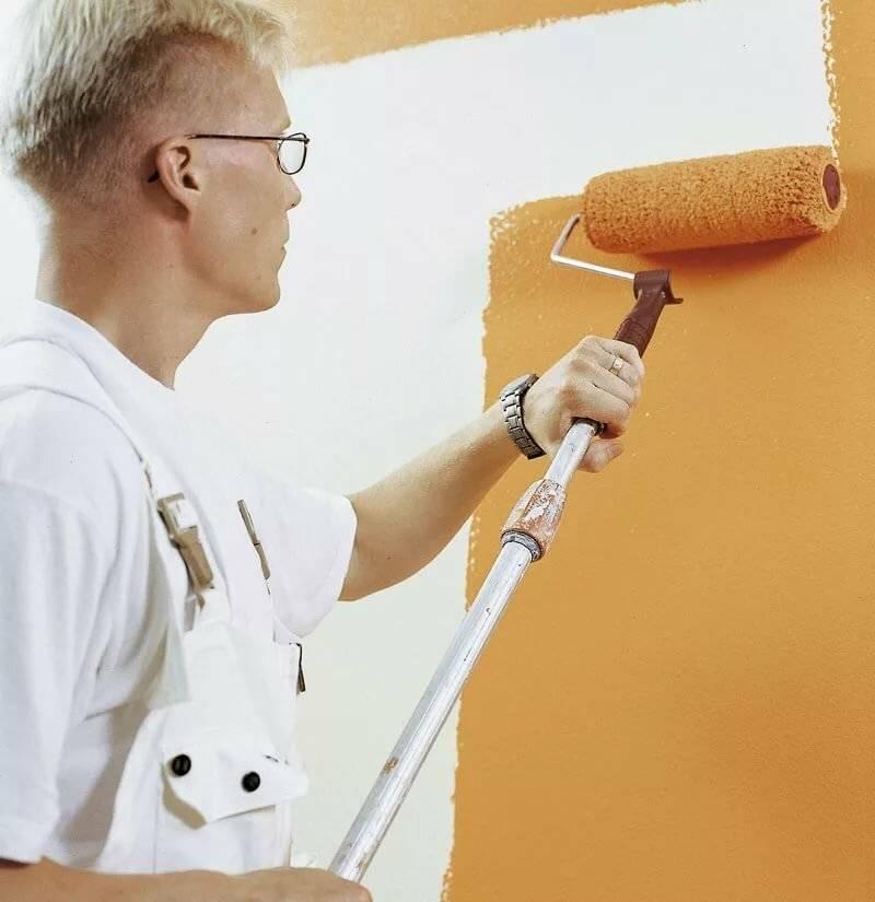 Краска для ванной комнаты: чем лучше покрасить