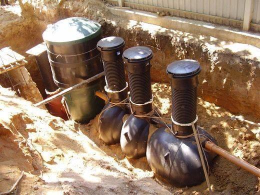 Uponor (упонор) sako: станция биохимической очистки сточных вод - биосептик