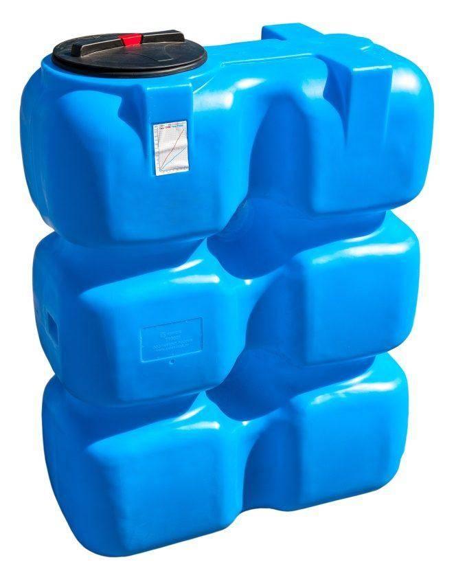 Выбираем емкости для воды на даче
