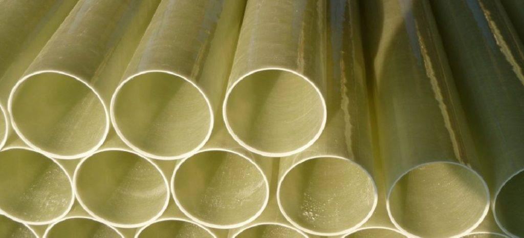 Стеклопластиковые композитные трубы для водопровода и отопления