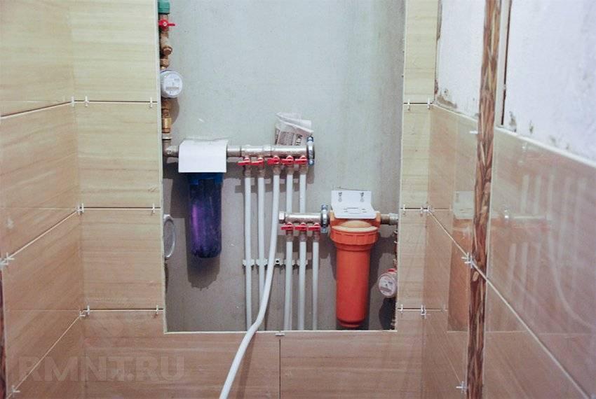 Как закрыть трубы в туалете: фото как можно спрятать