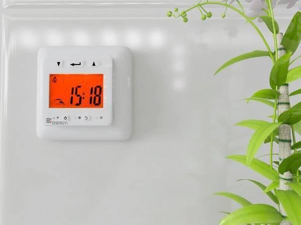 Регулировка водяного теплого пола: температура, как настроить термостат, как отрегулировать регулятор, фото и видео