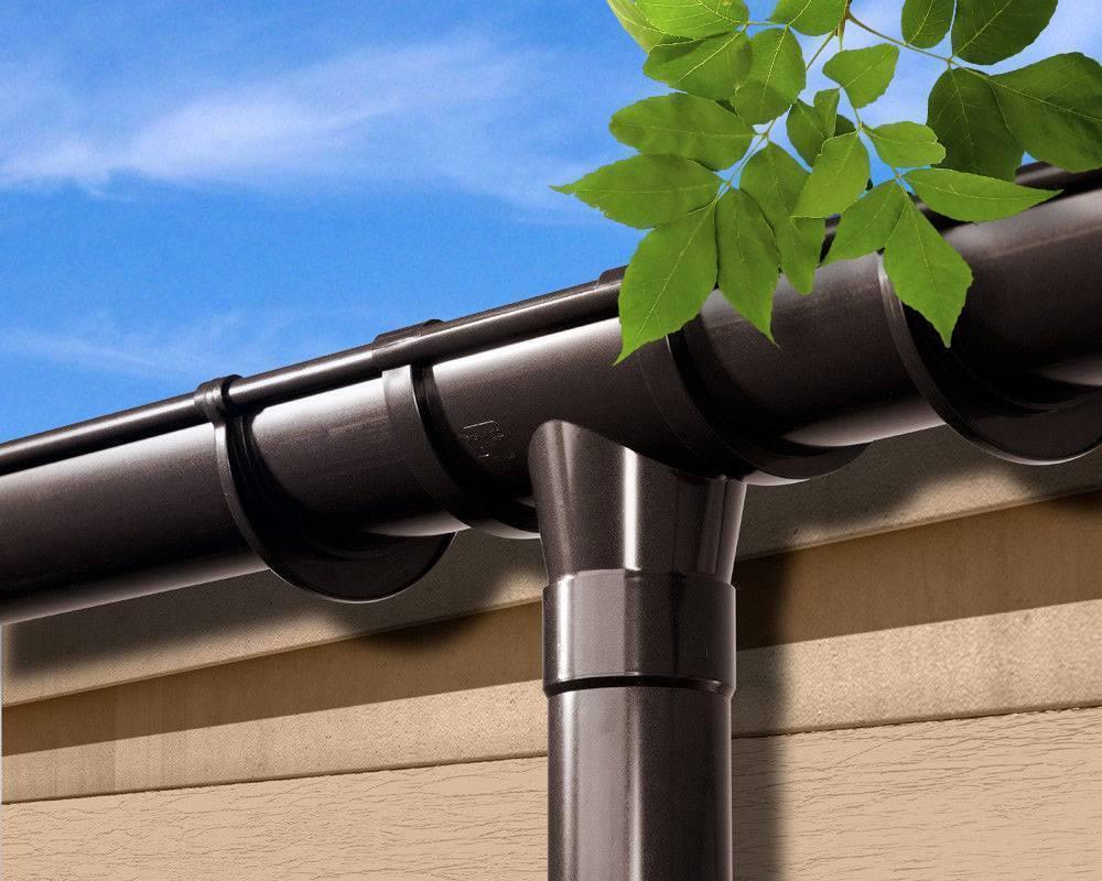 Какие бывают водосточные системы и чем они принципиально отличаются друг от друга? какую систему купить в москве roof-n-roll.ru