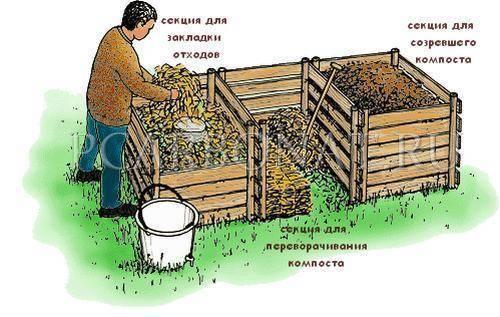 Экологичное решение для дачи: компостный ящик своими руками