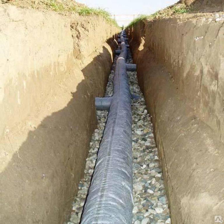 Геотекстиль для дренажа (геоткань) – водопроницаемая прослойка с важной функцией