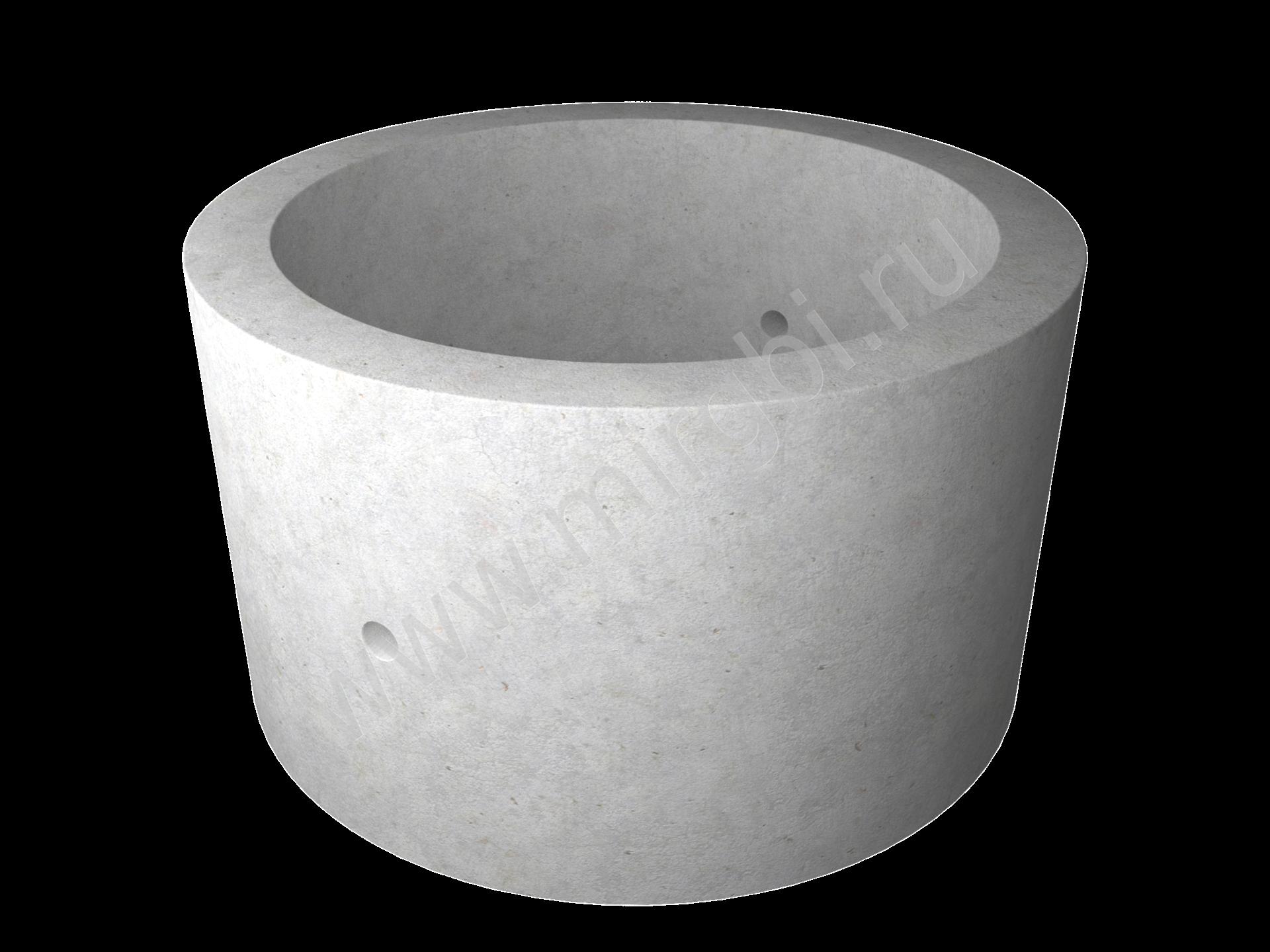 Железобетонные кольца для колодца