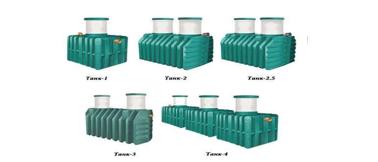 Септик «танк» (55 фото): принцип работы и монтаж моделей 2 и 3, установка устройства «универсал 1», отзывы владельцев