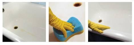 Как удалить известковый налет в ванной или в джакузи - самые эффективные средства