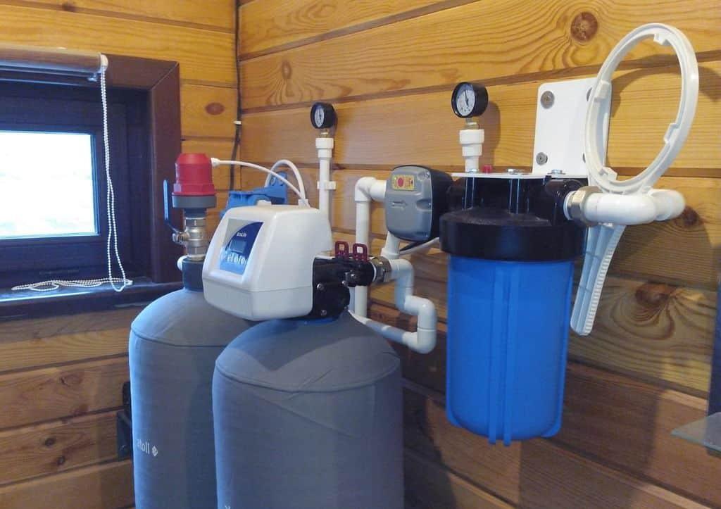 Обезжелезивание   очистка воды