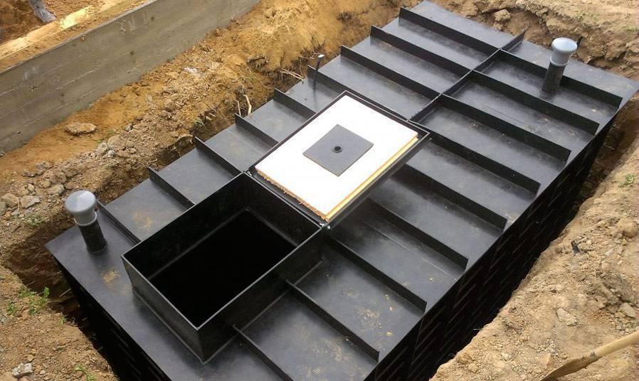 Кессон для погреба: пластиковые, бетонные и другие изделия, инструкция по установке, видео и фото