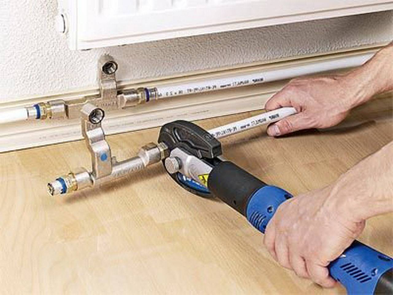 Выбираем калибратор для металлопластиковых труб – видео работы - ремонт