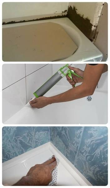 Плесень в ванной как убрать ???? грибок, черная в швах между плиткой как удалить, чем можно почистить черноту, как бороться, чем обработать в домашних условиях