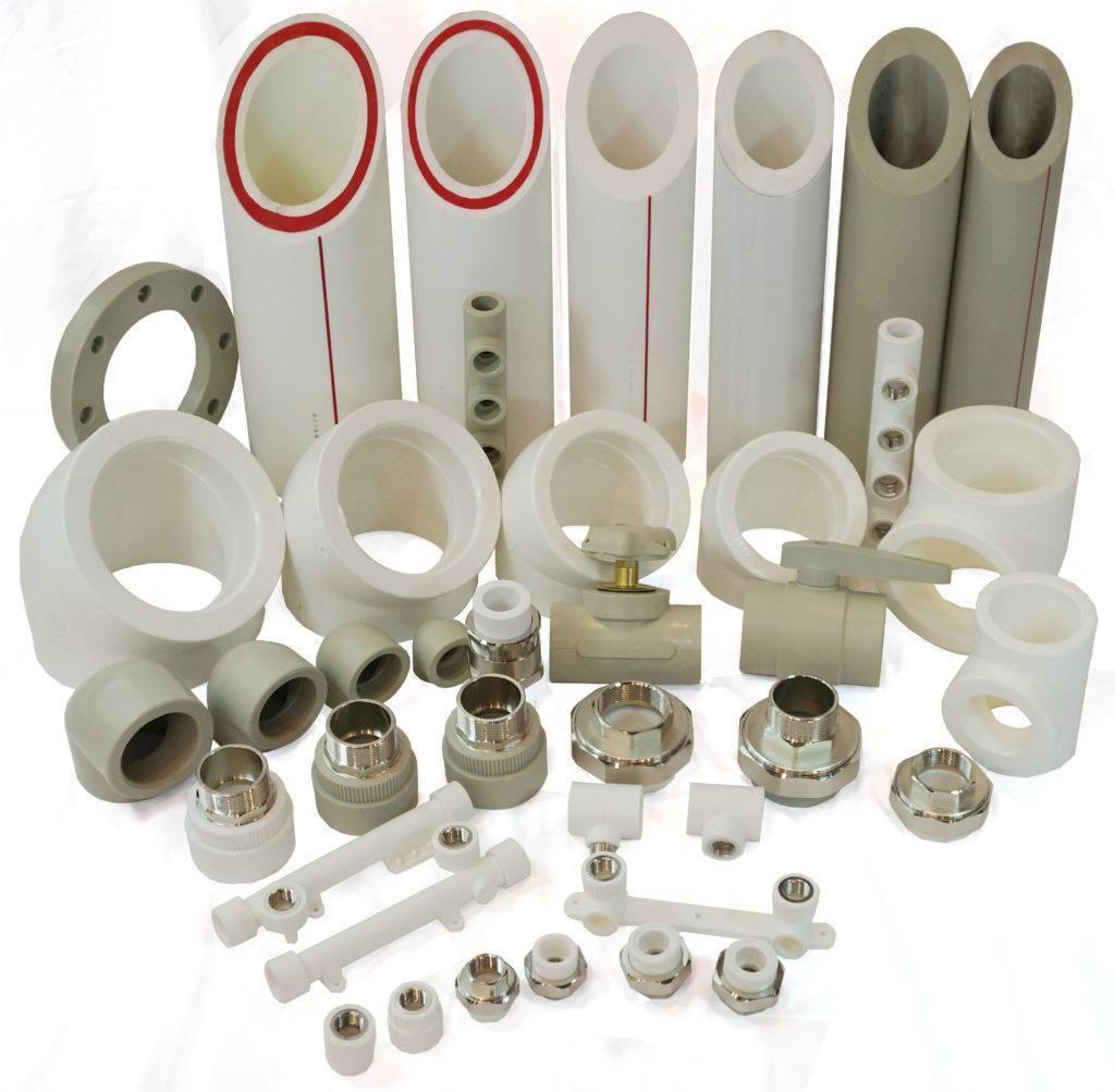 Полипропиленовые трубы для питьевой воды   организация водоснабжения