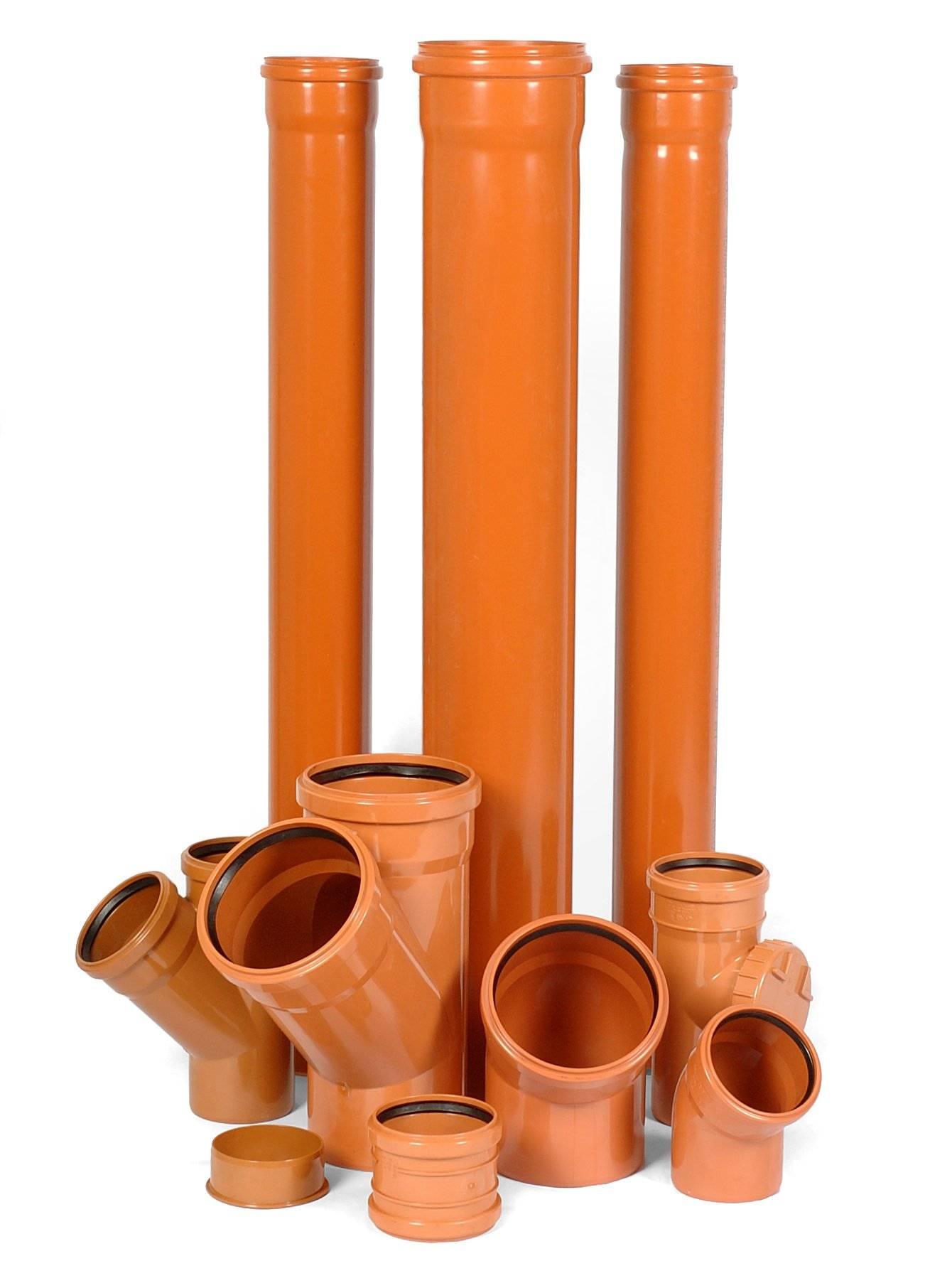 Пластиковые канализационные трубы: как установить коммуникации для канализации своими руками, видео, инструкция, фото, размеры, гост