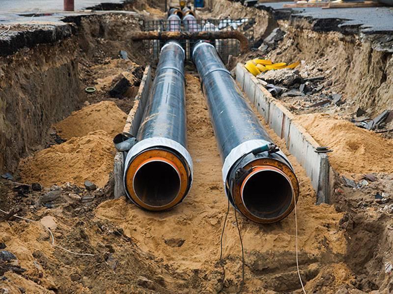 Прокладка трубопроводов: закрытый и открытый способы и типы прокладки труб