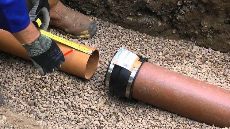Трубопроводы канализации из полиэтиленовых труб — kanalizaciya-stroy