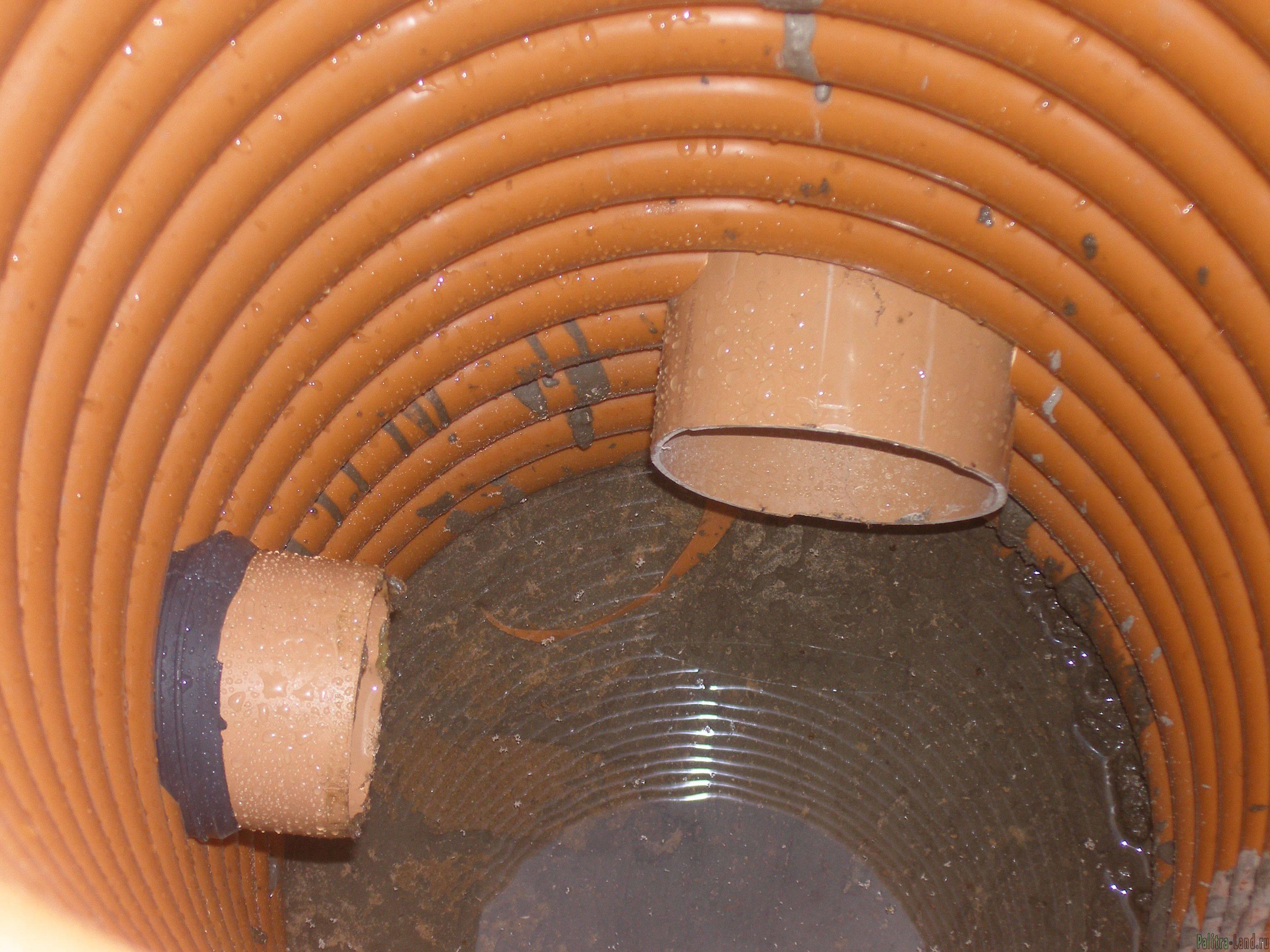 Дренажный колодец из бетонных колец и другие варианты: инструкция как сделать, видео и фото