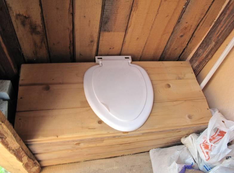 Простой способ обеспечения комфорта: прямой унитаз для дачи без воды