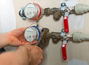 Проект и технические условия для установки счетчика воды