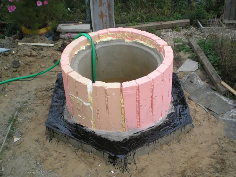 Вода в доме круглый год: как утеплить скважину на зиму