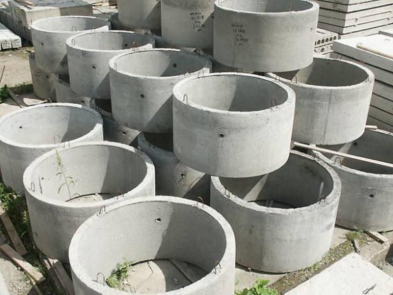 Септик своими руками из бетонных колец