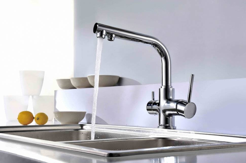 Как выбрать качественный смеситель для кухни
