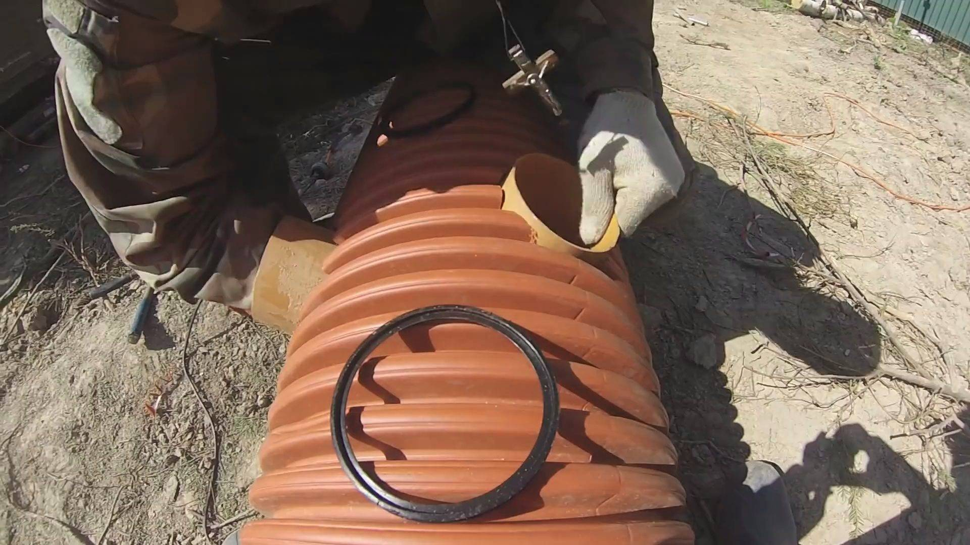 Дренажный колодец своими руками - все о канализации
