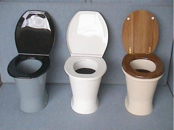 Виды унитазов для дачного туалета: прямые конструкции и био, пластиковые стульчаки и другие модели