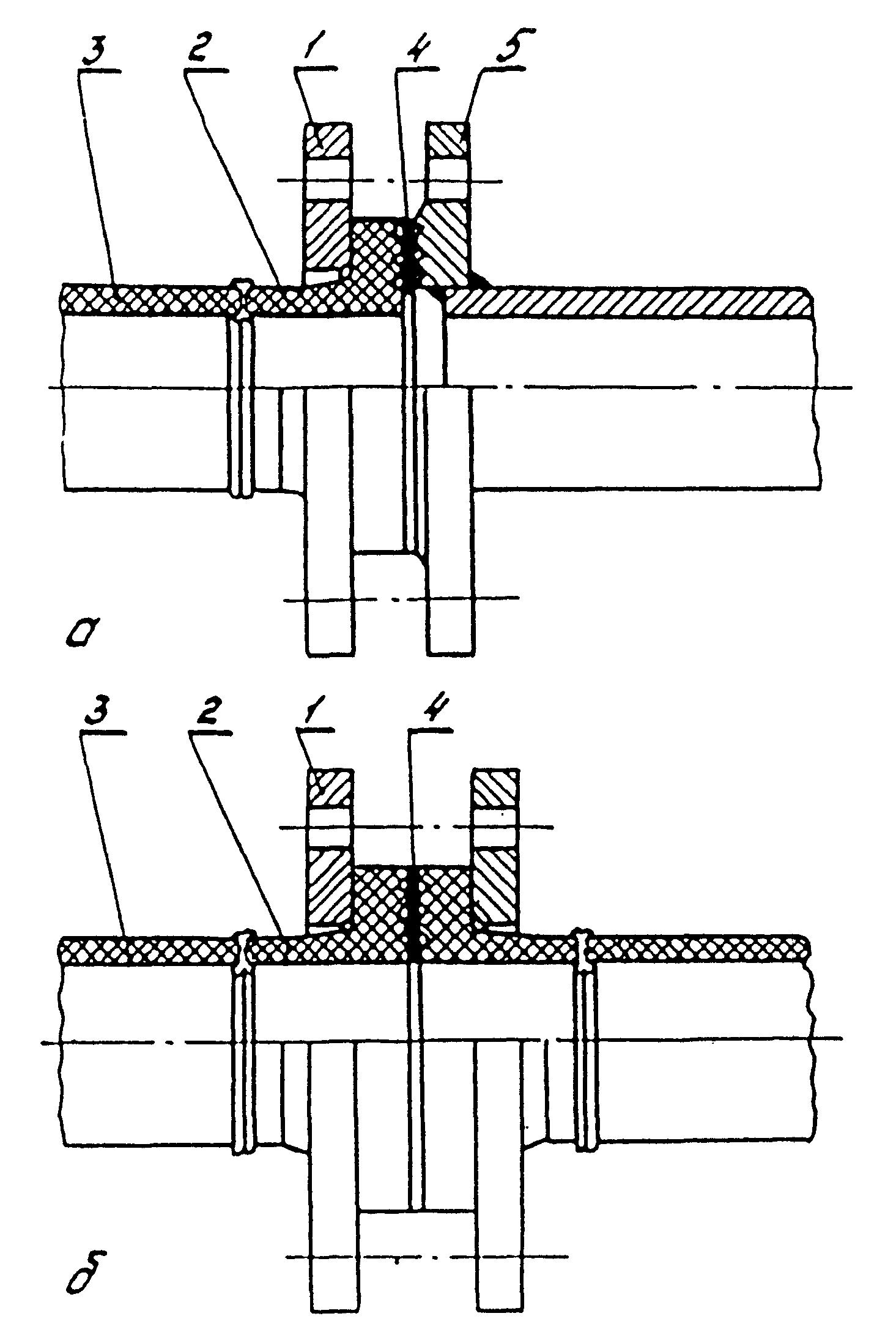 Монтаж систем трубопроводов при помощи фланцевых соединений. монтаж фланцевых соединений трубопроводов
