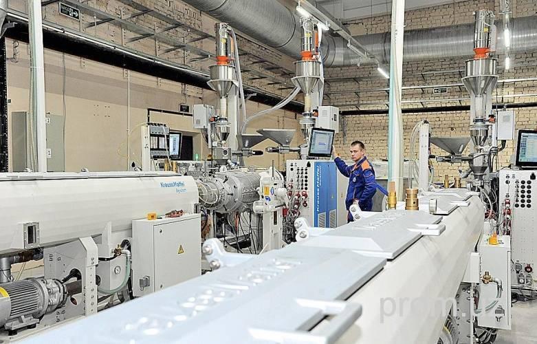 Производство полиэтиленовых труб - технология, лидеры рынка