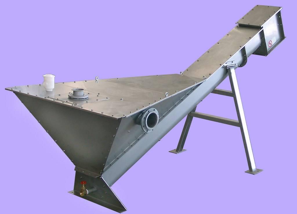 Песколовки для отчистки сточных вод