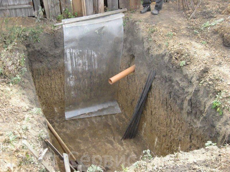 Сколько будет стоить сливная яма своими руками и «под ключ»?