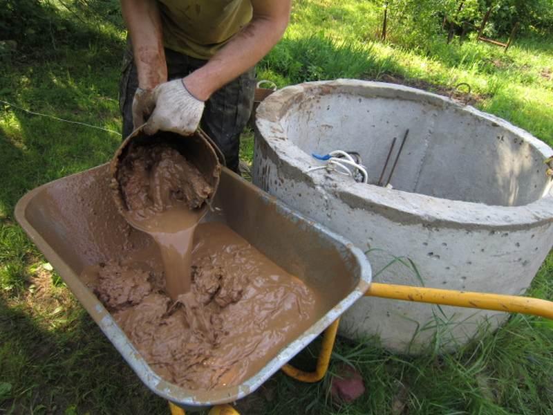 Дренажный насос для колодца: как почистить ил, грязь, откачать песок