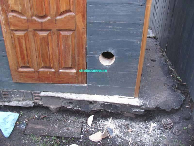 Особенности вентиляции в дачном туалете