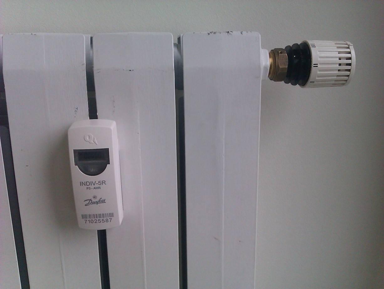 Индивидуальный прибор учета отопления в квартире