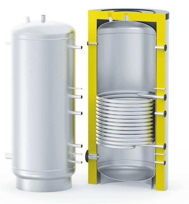 Теплоаккумулятор для отопления своими руками: буферная емкость для котла, тепловой аккумулятор