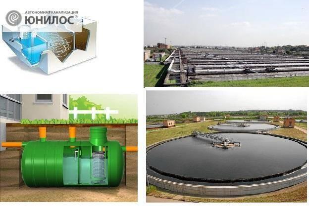 Анаэробная очистка сточных вод особенности технологии