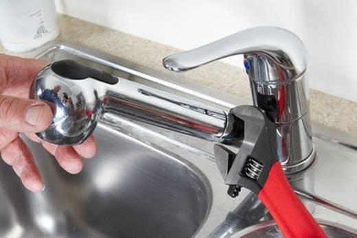 Вот как починить кран на кухне. мастер-класс