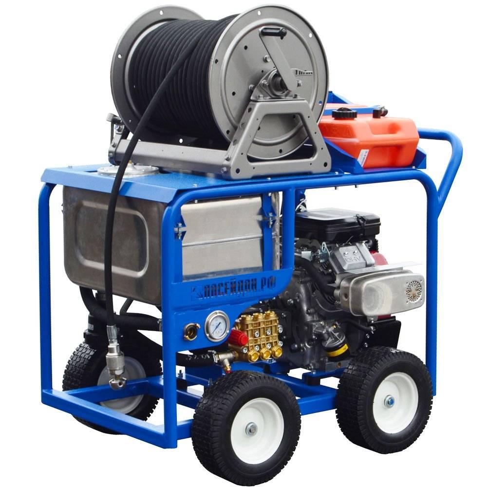 Гидродинамическая машина для промывки канализации - узнайте!