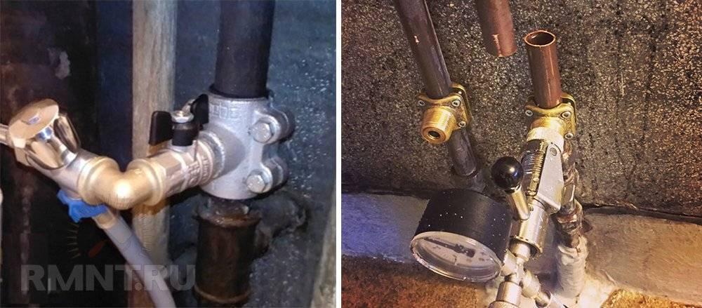 Врезка в трубу без сварки: технология проведения сварочно-врезных работ