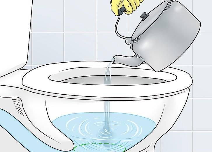 Засорилась ванна: как прочистить в домашних условиях