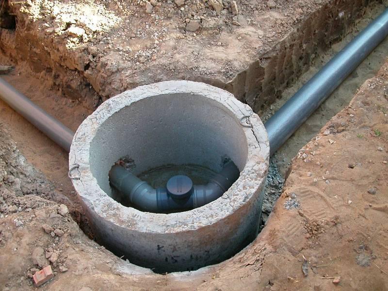 Правильный угол наклона и глубина прокладки канализационной трубы в частном доме