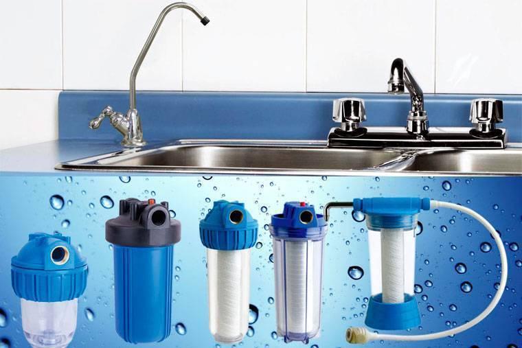 Фильтр для воды (103 фото): какой лучше для очистки питьевой и горячей воды, бытовой настольный и стационарный, керамический